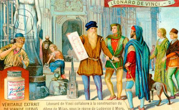 The Life of Leonardo da Vinci: Duomo of Milan
