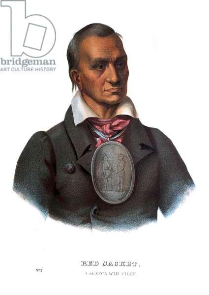 Red Jacket, a Seneca War Chief