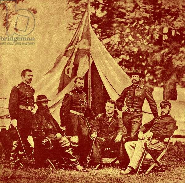 Philip Henry Sheridan - American Civil War