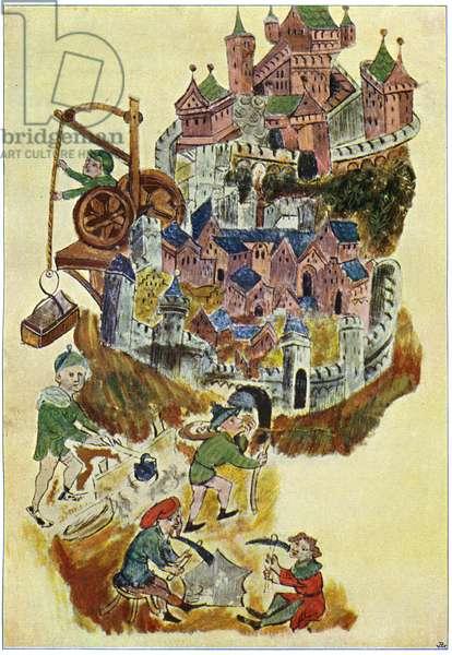 Hebrew slaves / Israelites as slave labour
