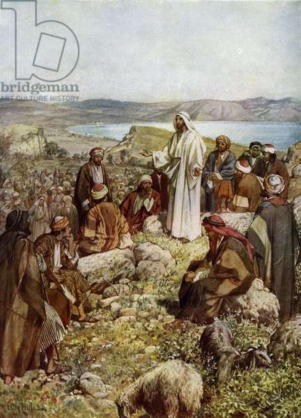 Jesus and the twelve apostles - Bible