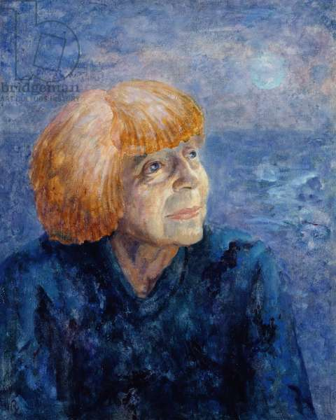 AGAR, Eileen - portrait of the artist 1899 - 1991