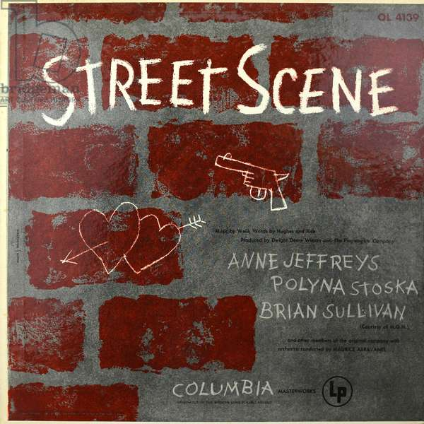 Street Scene - music by Kurt Weill
