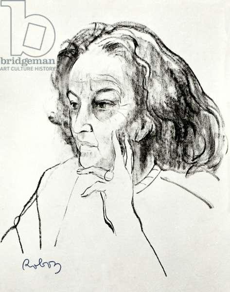 Dame Barbara Hepworth, D
