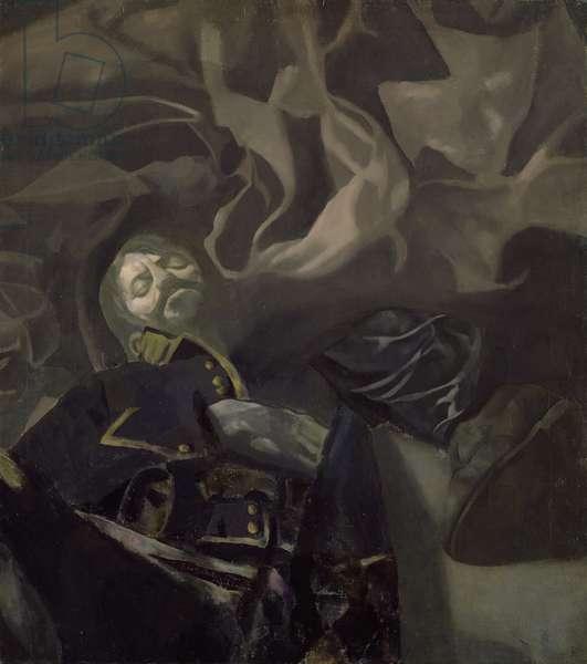 Shiloh, 1940 (oil on canvas)