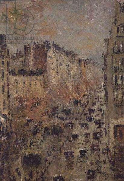 The Boulevard Raspail, 1928
