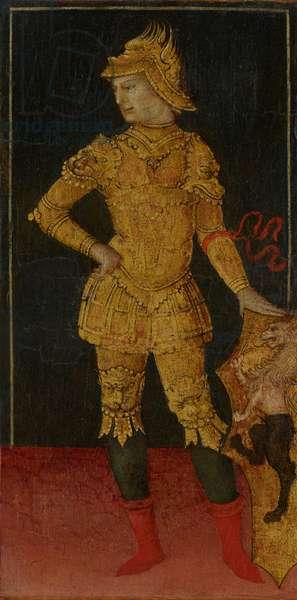 Paris, 1460s (tempera on panel)