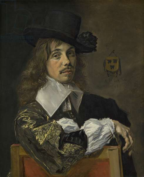 Willem Coymans, 1645 (oil on canvas)