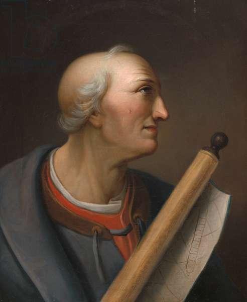 Amerigo Vespucci (1454-1512), 1816 (oil on canvas)