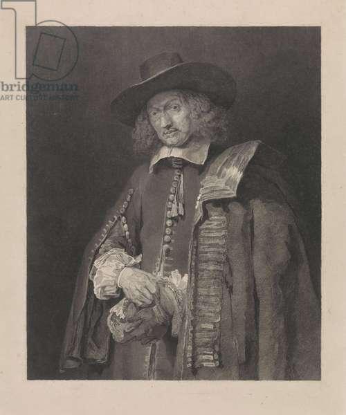 Jan Six (etching)