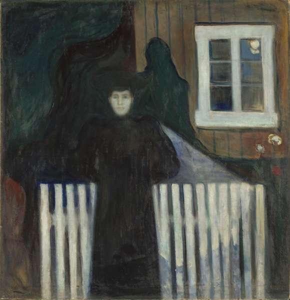 Moonlight, 1893 (oil on canvas)