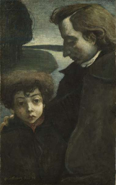 Foster-Brothers, 1894 (oil on canvas)
