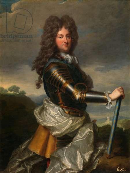 Philippe II, Duke of Orléans, 1715 (oil on canvas)
