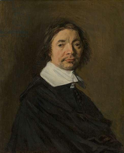 Portrait of a Man, c.1660 (oil on panel)
