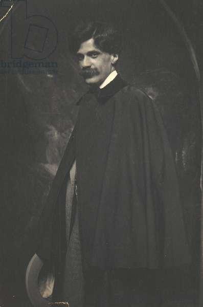 Alfred Stieglitz, 1890s (platinum print)