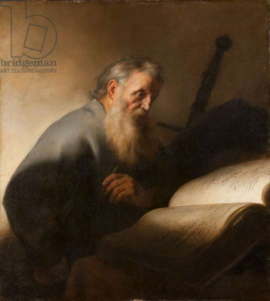 Apostle Paul, 1627-9 (oil on canvas)