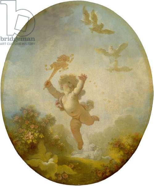 Love as Folly, c.1773-76 (oil on canvas)