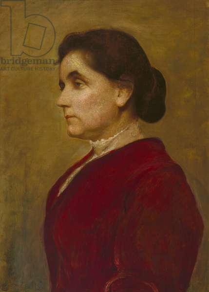 Jane Addams (1860 -1935), c.1906 (oil on canvas)