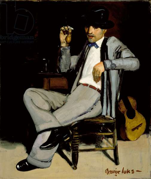 Pedro, early 1920s (oil on canvas)