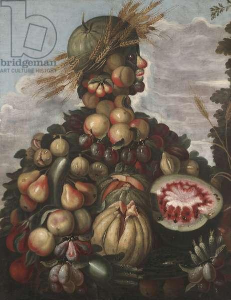 Autumn, c.1580-1600 (oil on canvas)