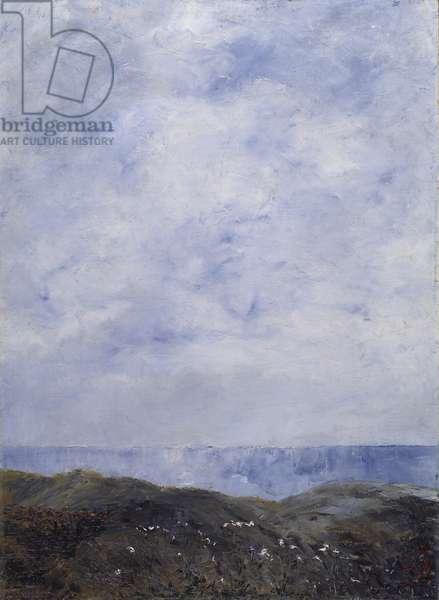 Coastal Landscape, 1903 (oil on canvas)