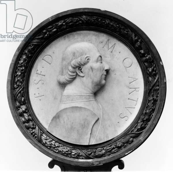 Francesco Sforza, Fourth Duke of Milan (candoglia marble)