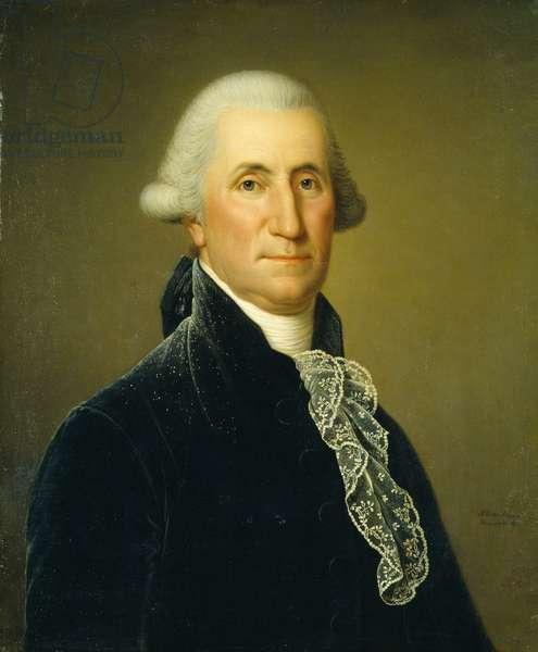 George Washington, 1795 (oil on canvas)