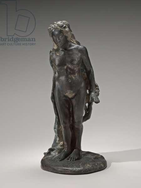 Eve, 1890 (glazed ceramic)