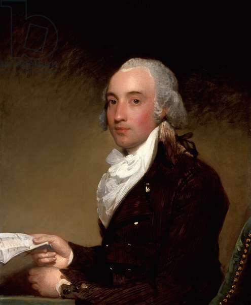 Portrait of Richard Barrington, Later Fourth Viscount Barrington, c.1793-94 (oil on canvas)