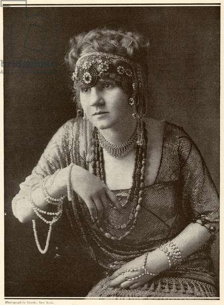 Florence Lawrence, c.1920 (b/w photo)
