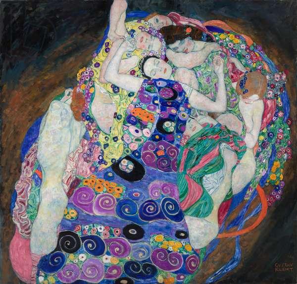 Virgin, 1913 (oil on canvas)