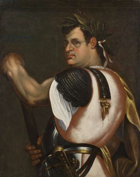 Vespasianus (oil on canvas)