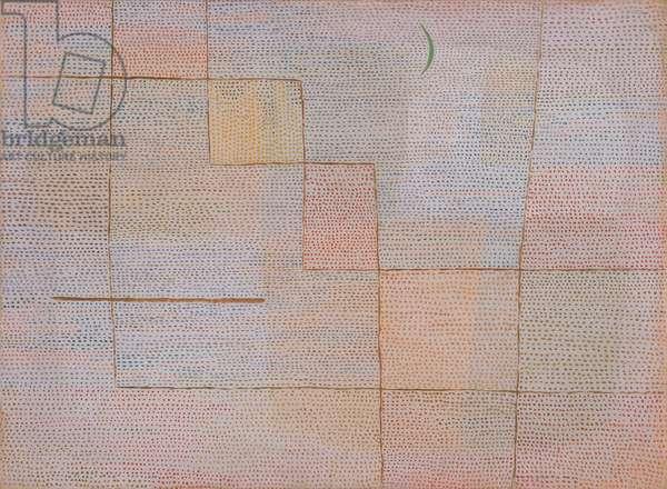 Clarification, 1932 (oil on canvas)
