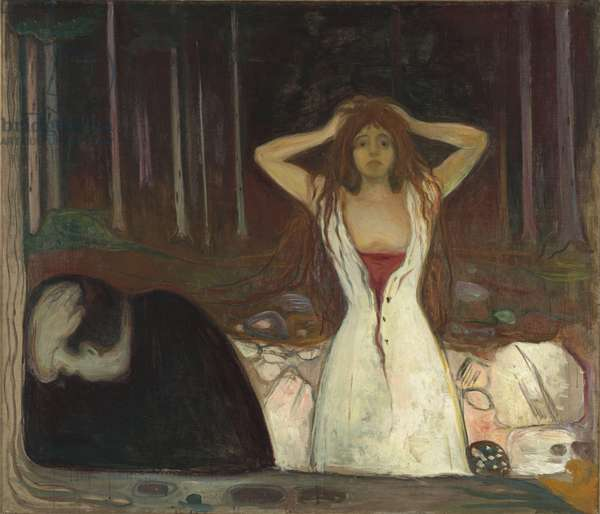 Ashes, 1894-95 (oil on canvas)