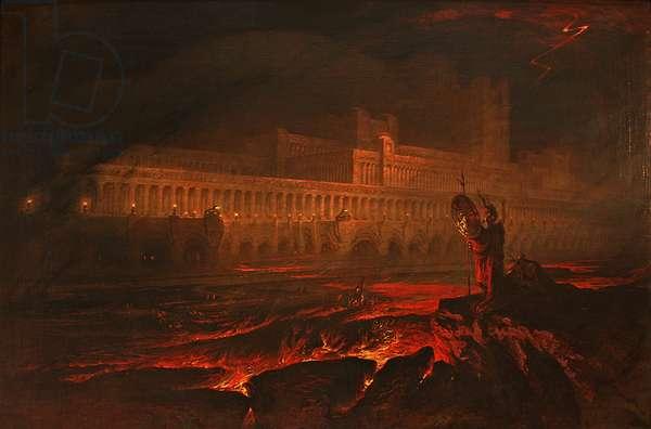 Pandemonium, 1841 (oil on canvas)
