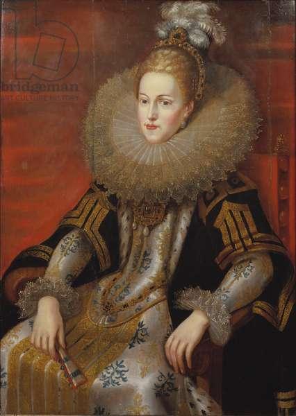 Isabella Clara Eugenia, c.1615 (oil on wood)