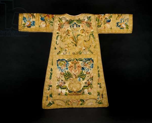 Deacon's Dalmatic (outer garment), c.1730 (textile)