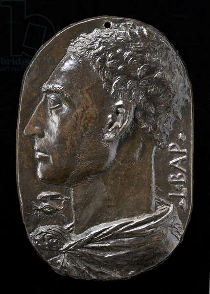 Self-Portrait, c.1435 (bronze)
