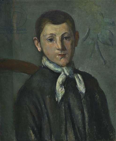 Louis Guillaume, c.1882 (oil on canvas)