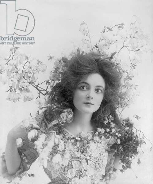 Marie Doro, c.1902 (b/w photo)