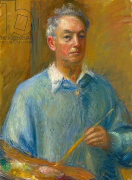 Self Portrait, c.1935 (oil on canvas)