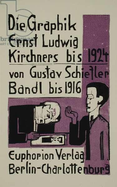 Title Page, 1924 (woodcut)