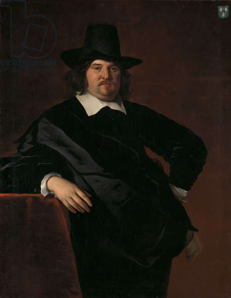 Abraham de Visscher, 1650-67 (oil on canvas)