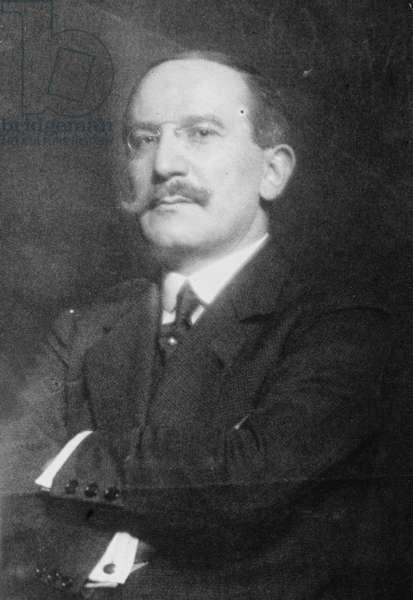 Leon Bakst, 1915-20 (b/w photo)