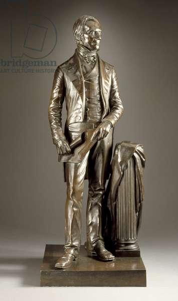 Henry Clay, 1858 (bronze)