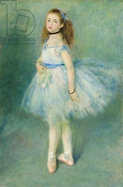 The Dancer, 1874 (oil on canvas)