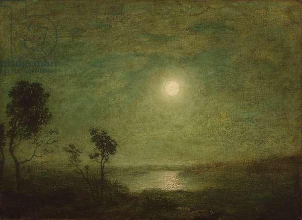 Moonlight, c.1886-95 (oil on canvas)