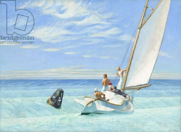 Ground Swell, 1939 (oil on canvas)