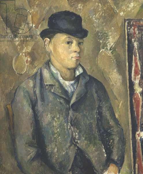 The Artist's Son, Paul, 1885-90 (oil on canvas)