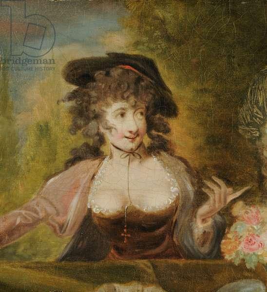 Ursula, c.1789 (oil on canvas)